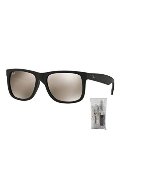 30246a64d7f36 ... Ray-Ban - Multicolor Ray Ban Rb4165 Justin Sunglasses... for Men ...