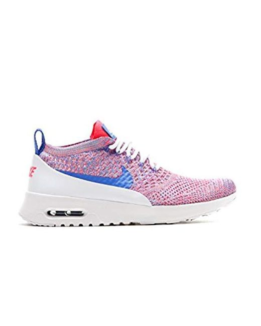 quality design b0d05 3ad2e Women's Pink Air Max Thea Ultra Flyknit Trainers