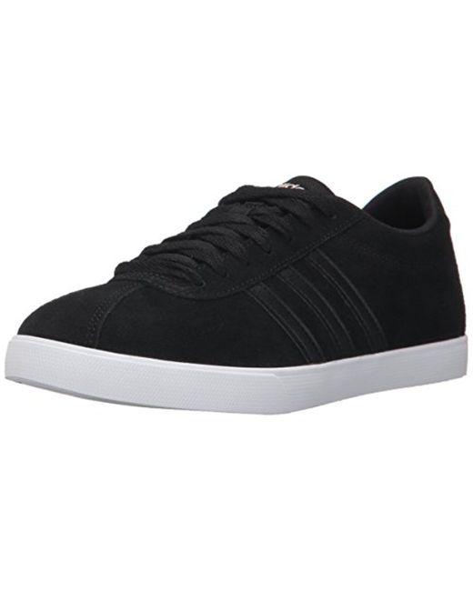 Lyst adidas courtset W en color negro