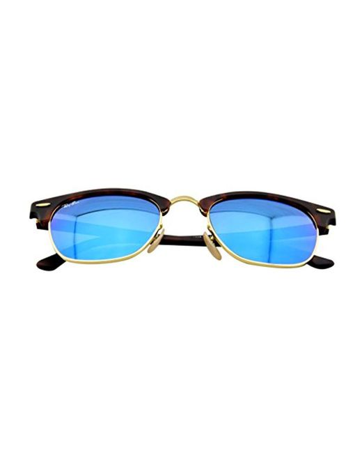 76e3adeabc ... Ray-Ban - Multicolor Sonnenbrille Clubmaster (rb 3016) - Lyst