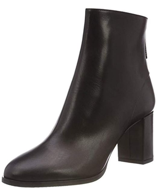 HUGO - Black ''s Hoxton Bootie 70-c Ankle Boots - Lyst