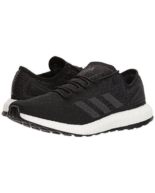 b6896c485 ... Adidas - Black Pureboost Reigning Champ M Running Shoe for Men - Lyst  ...