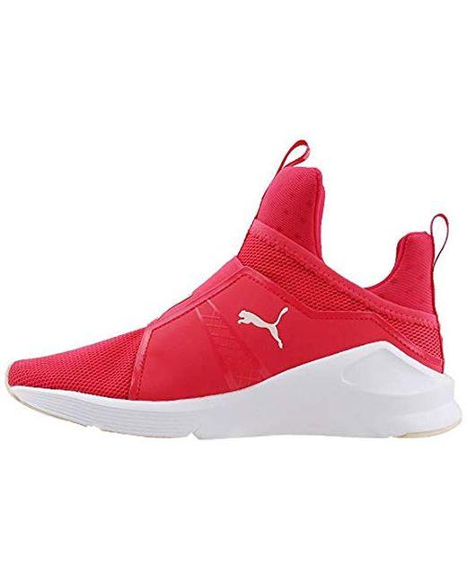 Lyst - PUMA Fierce Core Cross-trainer Shoe in Pink - Save ... df67a9fd8