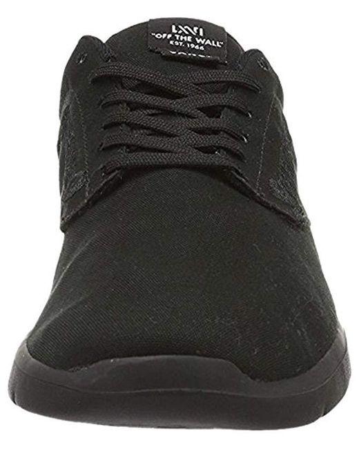7094c6546c8333 ... Lyst Vans - Black  s Mn Iso 1 5 Sneakers for Men ...