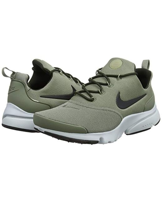01c945133b8f ... Nike - Green Presto Fly Shoes for Men - Lyst ...