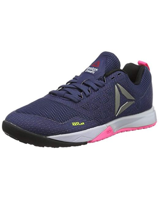 Reebok - Blue Crossfit Nano 6.0 Fitness Shoes - Lyst ... e4bdaf824