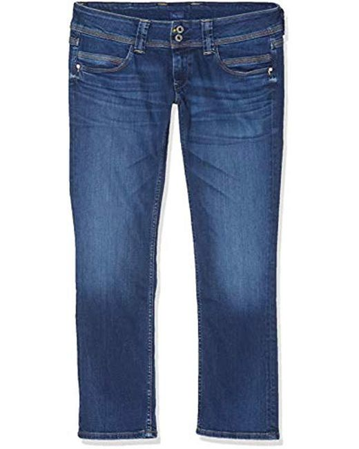 Pepe Jeans - Blue Jeans - Lyst ... acd9aedcfd