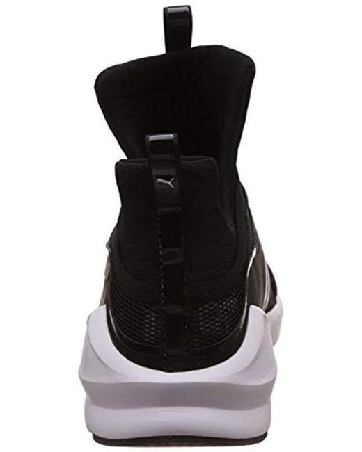 on sale fec58 37b5a ... PUMA - Black Fierce Swan Wn s Fitness Shoes ...