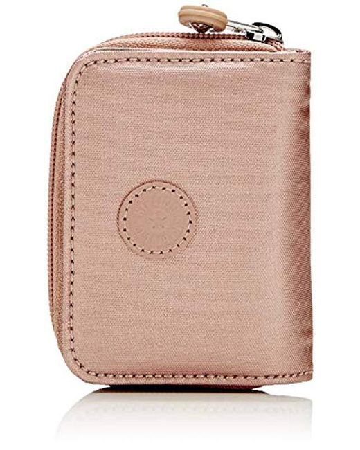 5b1d0535c6e821 Kipling Tops Wallet in Metallic - Save 6% - Lyst
