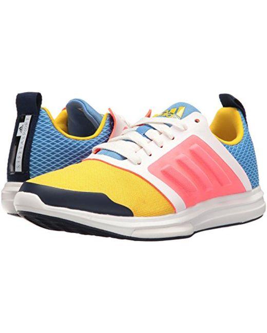 ... Adidas Originals - Blue Adidas Performance Yvori Cross-trainer Shoe -  Lyst ...