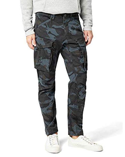 G-Star RAW - Black Pantalon para Hombre for Men - Lyst