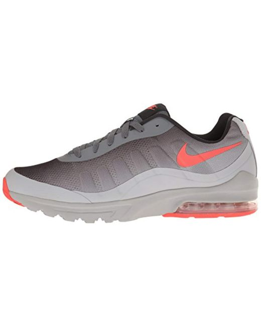 quality design e3148 3a54b ... Nike - Gray Air Max Invigor Print Running Shoes for Men - Lyst ...