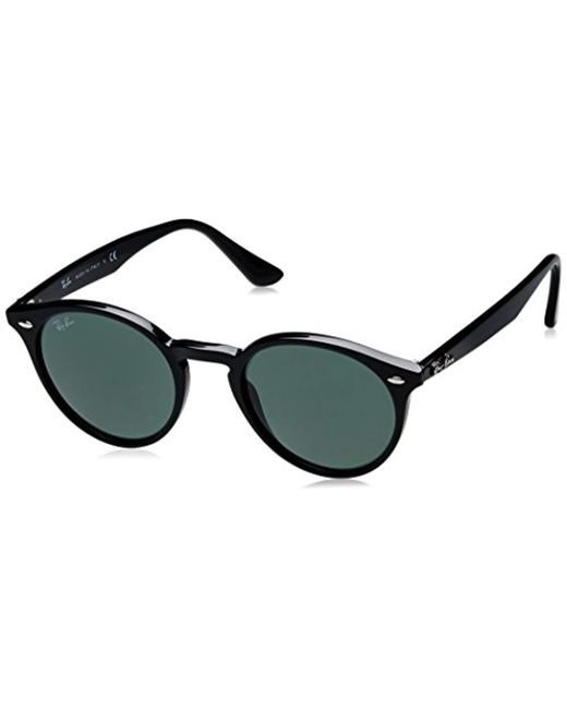 b0a5916342 Ray-Ban - Black Sunglasses Rb2180 49 Mm - Lyst ...