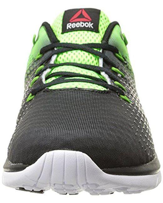 6ee14e485a3e ... Reebok - Green Z Strike Elite Running Shoe for Men - Lyst ...
