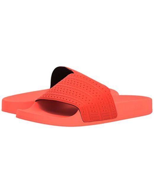 ... Adidas Originals - Multicolor Adidas Adilette Slide Sandal for Men -  Lyst ... 042dfd92c
