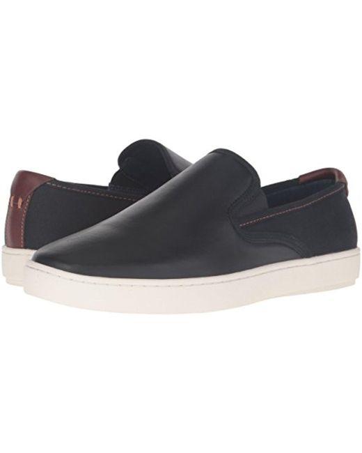 ... ALDO - Black Frama Fashion Sneaker for Men - Lyst ...