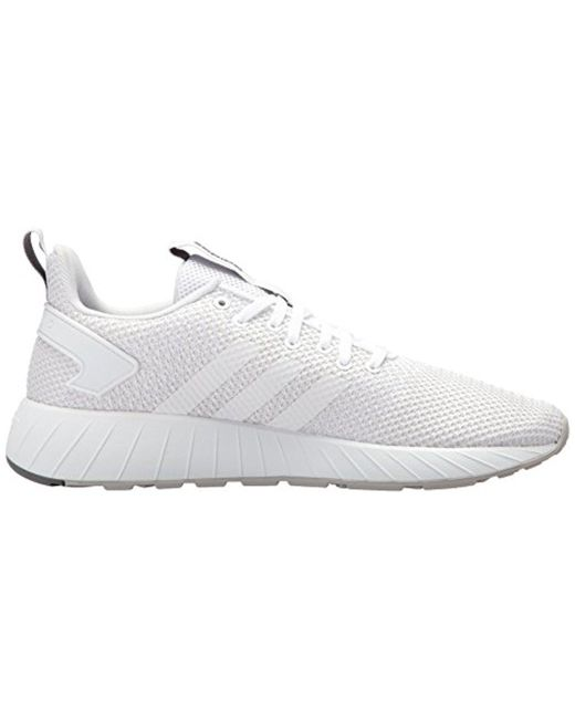... Adidas - White S Questar Byd Low Top Lace Up Walking Shoes - Lyst ...