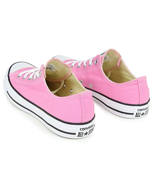 ab1f850b90268c ... Converse - Chuck Taylor All Star Pink Paper Women s Shoes (trainers) In  Multicolour ...