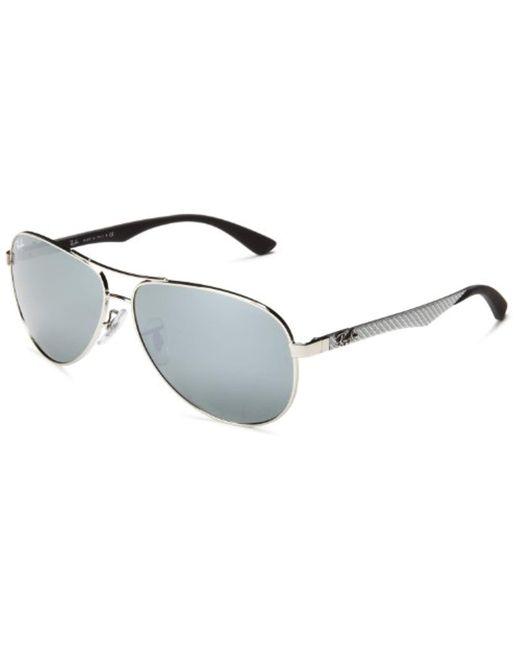 Ray-Ban - Multicolor Sonnenbrille CARBON FIBRE (RB 8313) for Men - Lyst