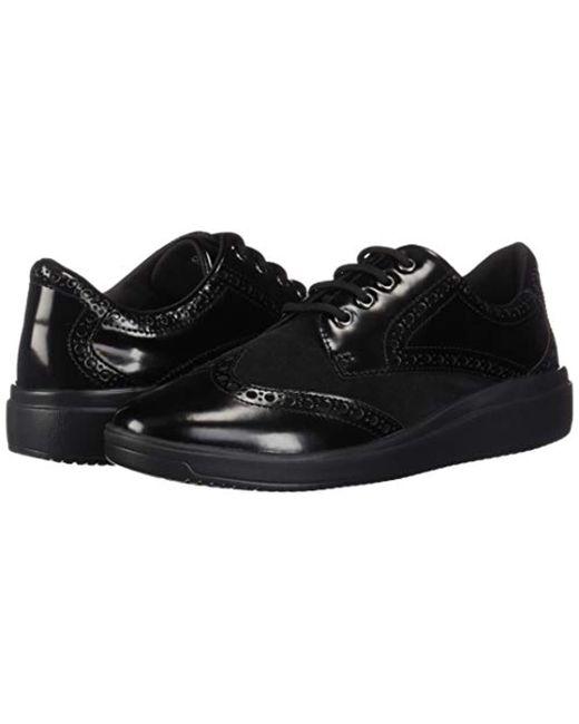 f4efc858c9347 ... Geox - Black D Tahina G Low-top Sneakers - Lyst ...