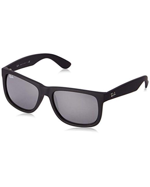 cd4e32cd7bd57 Ray-Ban - Black Ray Ban Unisex 4165 Sunglasses for Men - Lyst ...