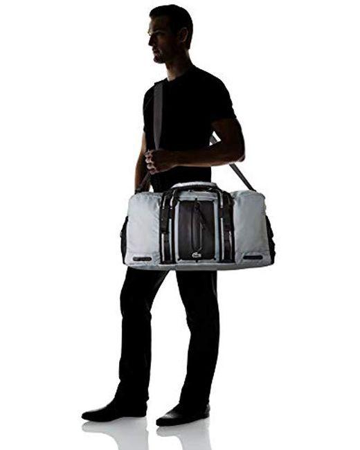 2a127a581c ... Lacoste - Sport homme Nh2486gm Sac porte main Noir (High Rise Black)  for Men