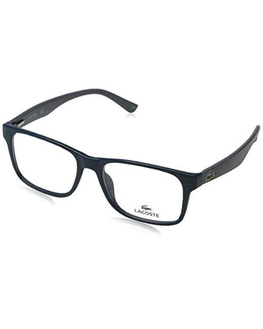 c2b94f17aa1 Lacoste - Multicolor L2741 L2741 466 53 Rectangular Optical Frames 53