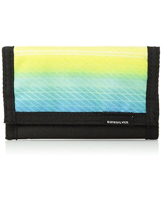 Quiksilver - Blue The Everydaily Wallet for Men - Lyst