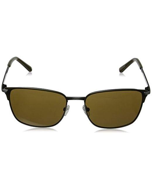 fe66053e9 ... Ted Baker - Multicolor Sunglasses Unisex Clarke Sunglasses for Men -  Lyst ...
