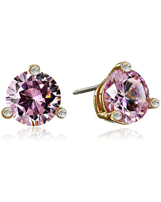 Kate Spade - Multicolor Rise And Shine Small Stud Earrings - Lyst