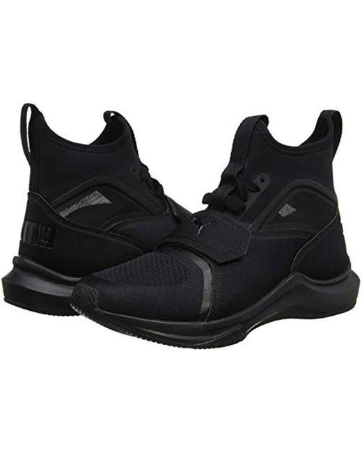 ... Lyst PUMA - Black  s Phenom Wn s Fitness Shoes ... 3dda00ba6