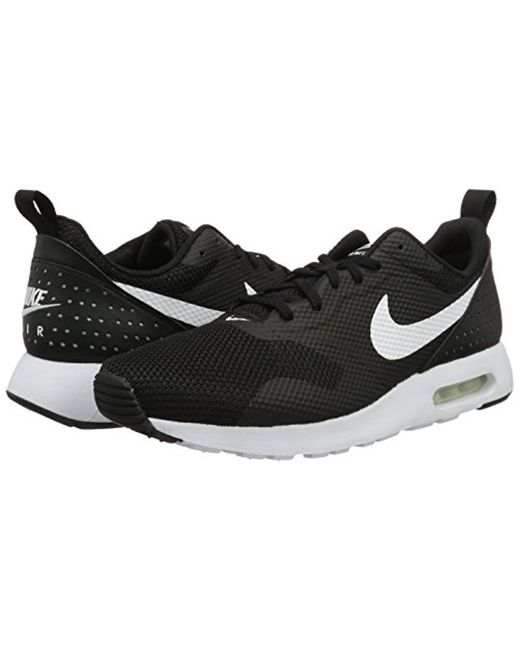 buy online b6c6a f3825 ... usa nike black s air max tavas trainers for men cd539 97c14