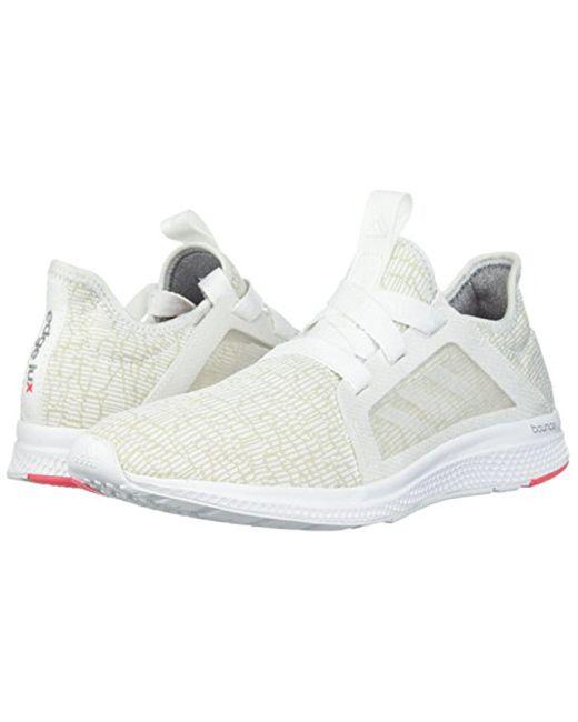 lyst adidas originali confini lux w scarpa da corsa in bianco per gli uomini.