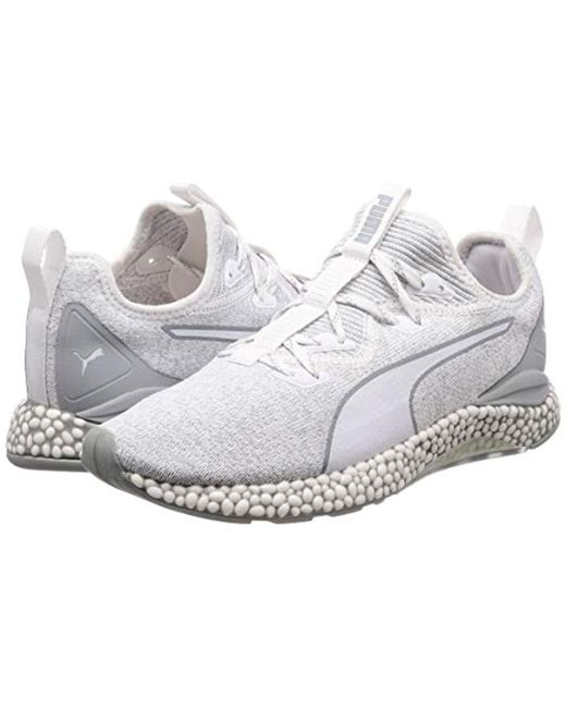 cde1e450892 ... PUMA - White Hybrid Runner Competition Running Shoes for Men - Lyst ...