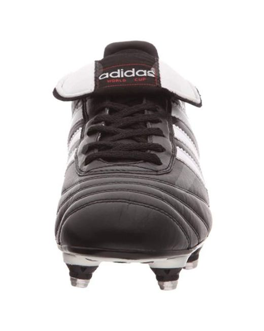 e7d02121c6971 ... Adidas - Black World Cup Sg Football Boots for Men - Lyst ...