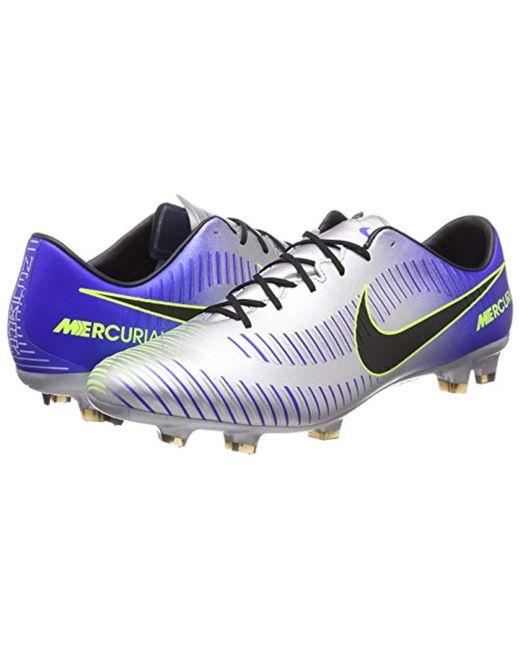 7a8408cb5 ... Nike - Mercurial Veloce Iii Njr Fg Football Boots