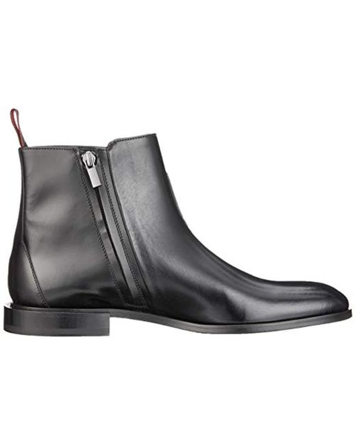 superior quality b3405 08ec8 hugo-Black-Black-001-Grafity zipb lt-Classic-Boots.jpeg