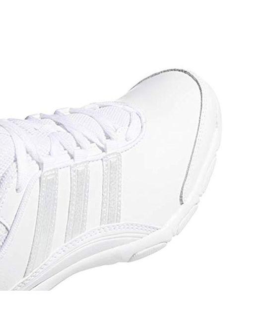 c9cf09ad142 ... Adidas - White Cheer Sport Cross-trainer Shoe - Lyst ...