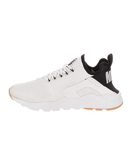 """cf3e553d0274 Nike Wmns Air Air Air Huarache Run Ultra,  s Gymnastics scarpe in bianca  Lyst. """""""