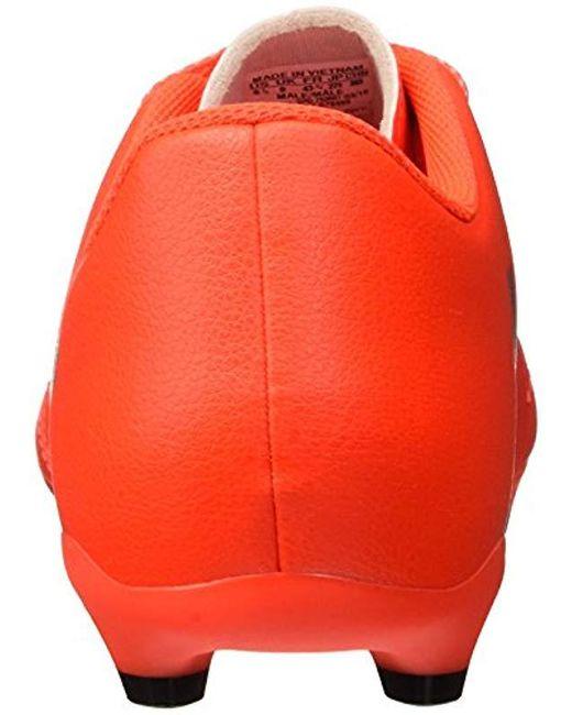 more photos b8719 c0c4b ... Adidas - Orange X 16.3 FG Leather, Chaussures de Football Entrainement  Homme for Men ...