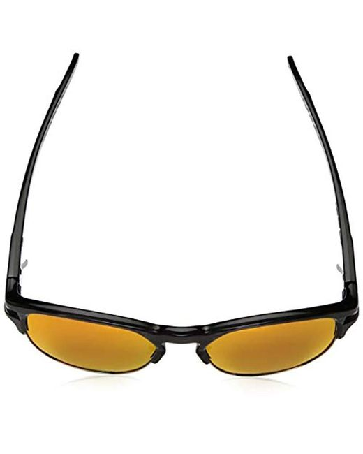 6dfe0540018 ... norway oakley latch key prizm sunglasses black for men lyst 75a62 1f421