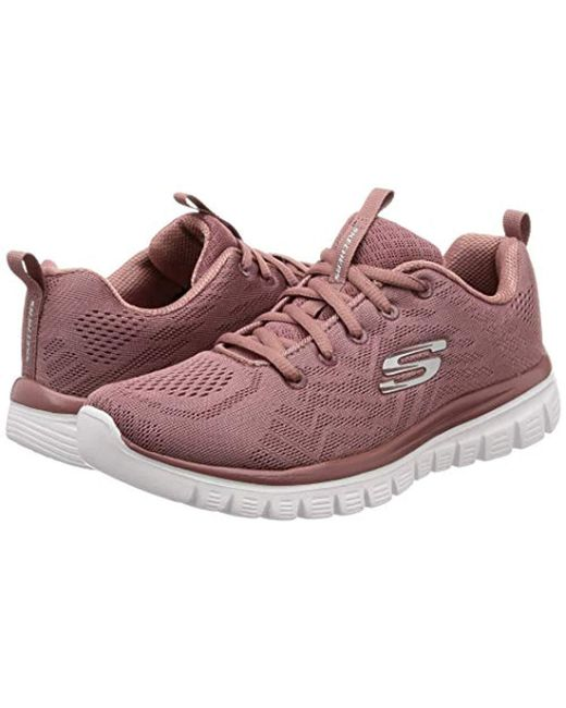 bbfcf8620d7 ... Skechers - Multicolor Graceful-get Connected Trainers - Lyst ...