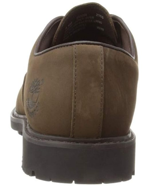 efd47d679e346 ... Timberland - Brown Earthkeepers Strombuck, Lace-up Shoes for Men - Lyst  ...