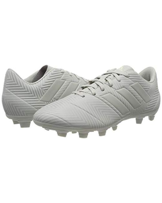 b46a74ffff22 ... Adidas - Gray Nemeziz 18.4 Fxg Footbal Shoes for Men - Lyst ...