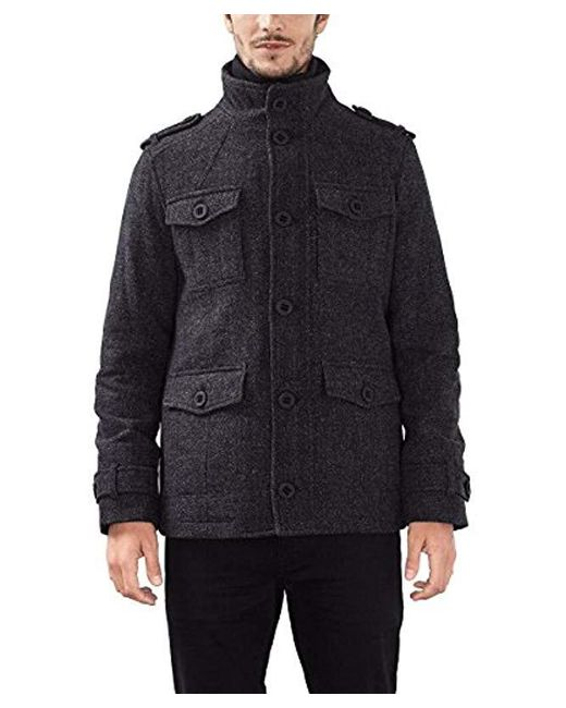 Esprit - Gray Jacket for Men - Lyst
