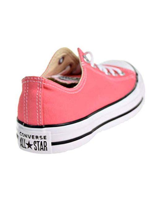1d111712fb8f ... Converse - Pink Chuck Taylor All Star 2018 Seasonal Low Top Sneaker -  Lyst ...