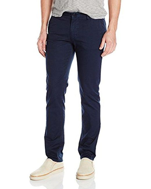 BOSS - Blue C-rice1-d Casual Trousers for Men - Lyst