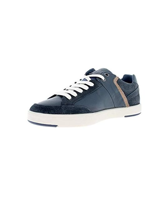 new arrival 023ac 7ca70 levis-Navy-s-Beyers-Trainers-White.jpeg