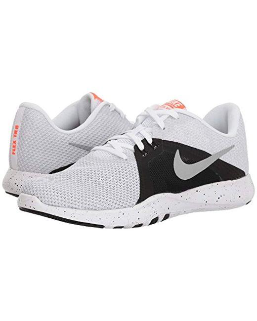 53b94c38bda3 ... Nike - Metallic W Flex Trainer 8 Fitness Shoes - Lyst ...