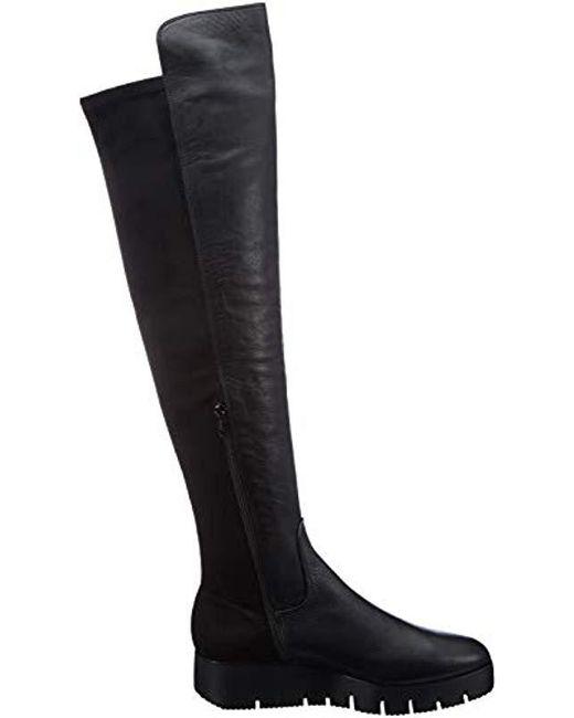 eb111ddcf38 ... Lyst Unisa - Black  s Cristen sua st High Boots ...